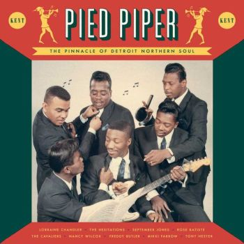 Various - Pied Piper (The Pinnacle Of Detroit Northern Soul) (LP, Album, Comp, Mono)