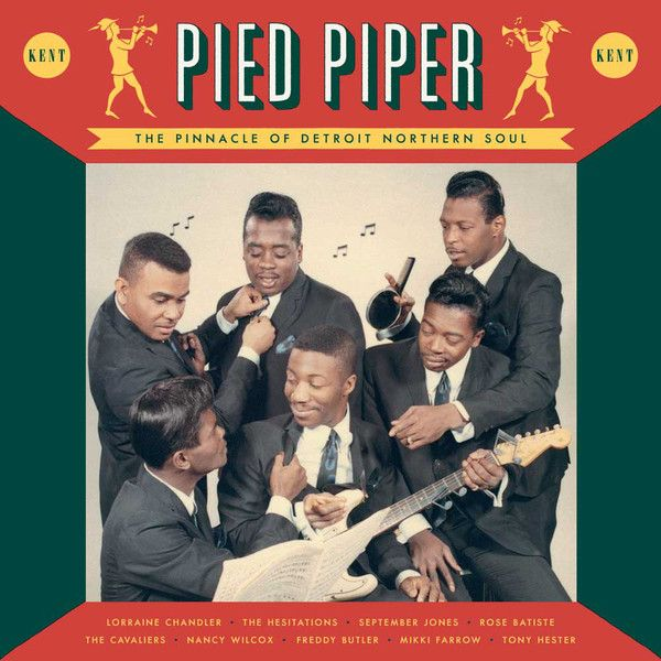 Various - Pied Piper (The Pinnacle Of Detroit Northern Soul) (LP, Album, Co
