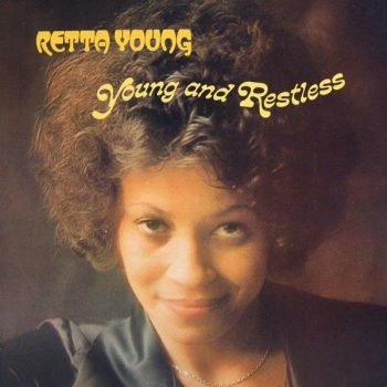 Retta Young - Young And Restless (LP, Album, RE)