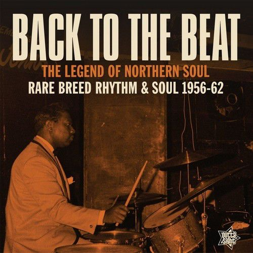 Various - Back To The Beat: Rare Breed Rhythm & Soul 1956-62 (LP, Album, Co