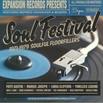 Various - Soul Festival (1971-1979 Soulful Floorfillers) (LP, Comp)