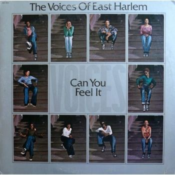 The Voices Of East Harlem - Can You Feel It (LP, Album, RE, RM)
