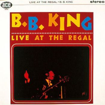B.B. King - Live At The Regal (LP, Album, RE)
