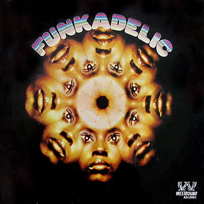 Funkadelic - Funkadelic (LP, Album, RE)