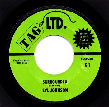 SYL JOHNSON - SURROUNDED