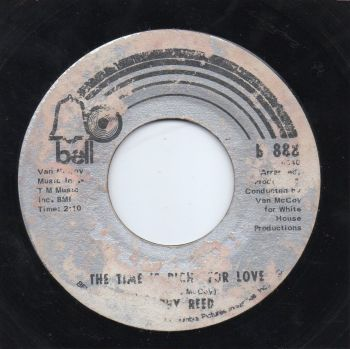 BOBBY REED - THE TIME IS RIGHT FOR LOVE