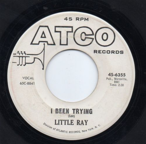 LITTLE RAY - I BEEN TRYING