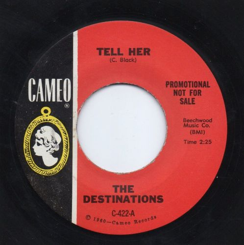 THE DESTINATIONS - TELL HER (PROMO)
