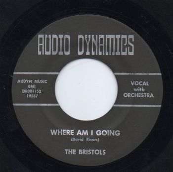 THE BRISTOLS - WHERE AM I GOING