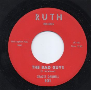 GRACIE DARNELL - THE BAD GUYS