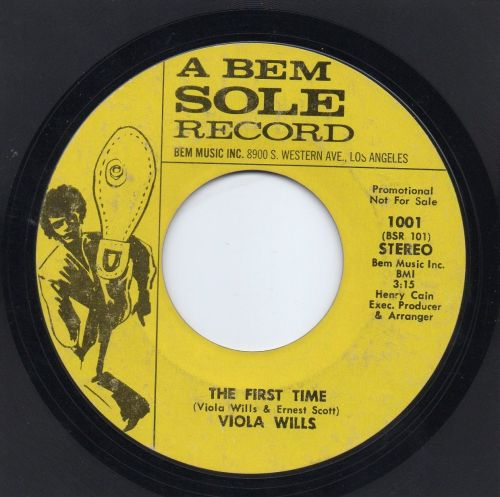 VIOLA WILLS - THE FIRST TIME