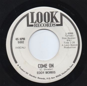 EDDY MORRIS - COME ON
