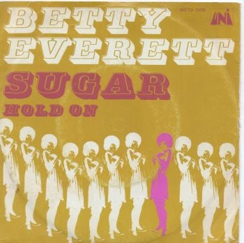 BETTY EVERETT - SUGAR