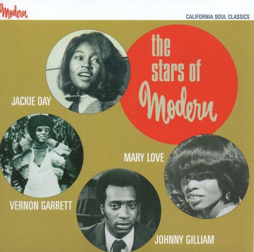 VARIOUS - THE STARS OF MODERN