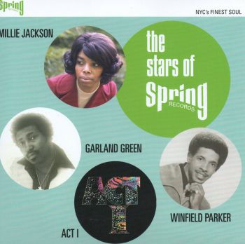 VARIOUS - THE STARS OF SPRING
