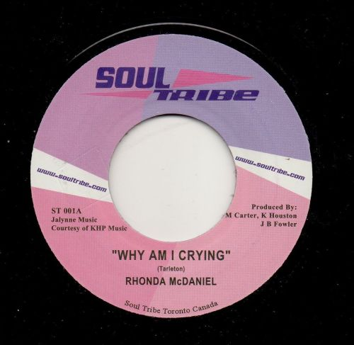 RHONDA McDANIEL - WHY AM I CRYING