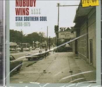 VARIOUS - NOBODY WINS, STAX SOUTHERN SOUL (1968-75)
