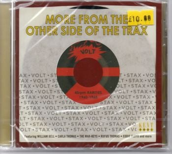 VARIOUS - MORE FROM THE OTHER SIDE OF THE TRAX