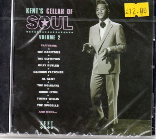 Various - Kent's Cellar of Soul Volume 2
