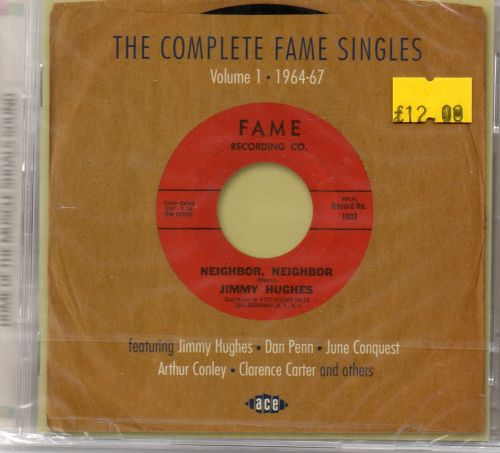 Various - The Complete FAME Singles - Volume 1 1964-67
