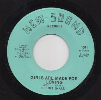 ELLOIT SMALL - GIRLS ARE MADE FOR LOVING