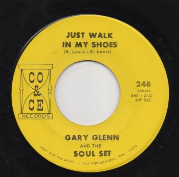 GARY GLENN AND THE SOUL SET - JUST WALK IN MY SHOES