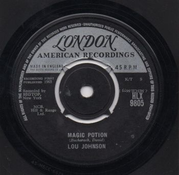 LOU JOHNSON - MAGIC POTION