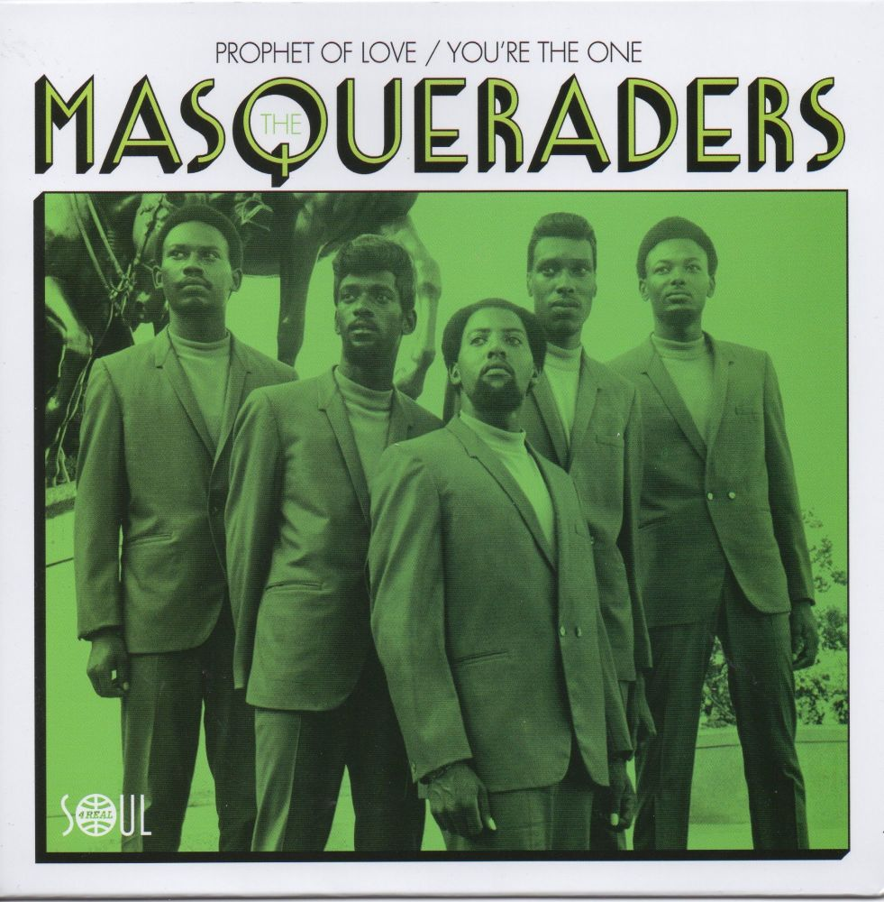 THE MASQUERADERS - PROPHET OF LOVE