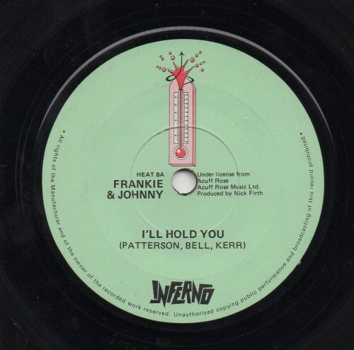 FRANKIE & JOHNNY - I'LL HOLD YOU