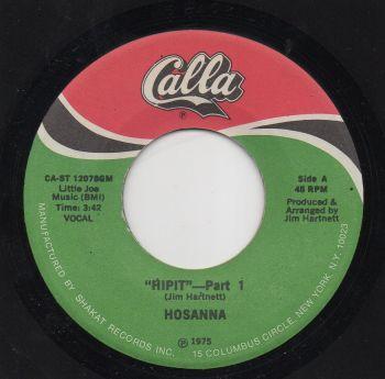 HOSANNA - 'HIPIT' -PART 1
