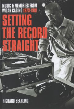 SETTING THE RECORD STRAIGHT - RICHARD SEARLING (RE-PRINT) (SIGNED)