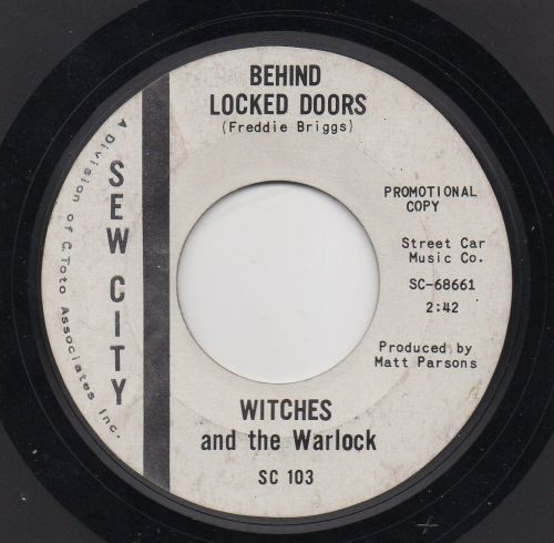WITCHES AND THE WARLOCKS - BEHIND LOCKED DOORS