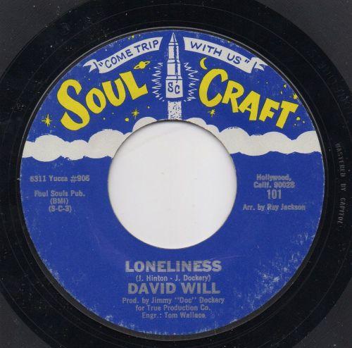 DAVID WILL - LONELINESS
