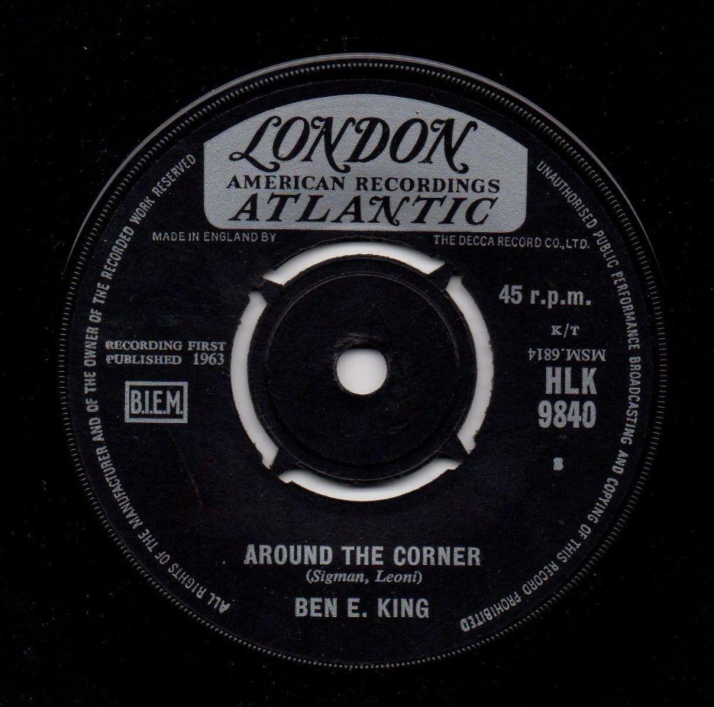 BEN E. KING - AROUND THE CORNER