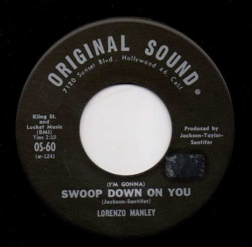 LORENZO MANLEY - SWOOP DOWN ON YOU