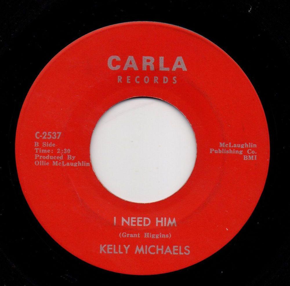 KELLY MICHAELS - I NEED HIM