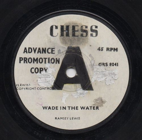 RAMSEY LEWIS - WADE IN THE WATER