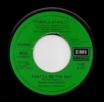 PAMALA STANLEY - THAT'LL BE THE DAY