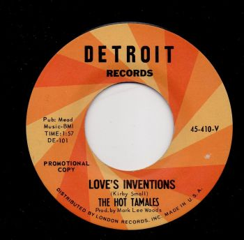 THE HOT TAMALES - LOVE'S INVENTION