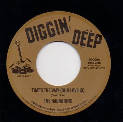 THE RADIATIONS - THAT'S THE WAY (OUR LOVE IS)