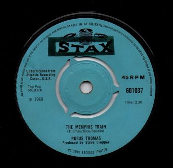 RUFUS THOMAS - THE MEMPHIS TRAIN