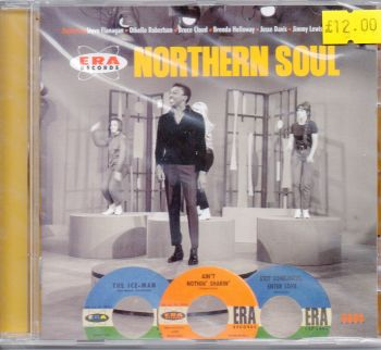 ERA RECORDS, NORTHERN SOUL - VARIOUS ARTISTS