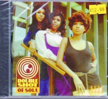 DOUBLE SHOT OF SOUL - VARIOUS ARTISTS
