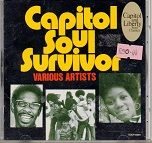 CAPITOL SOUL SURVIVOR - VARIOUS ARTISTS