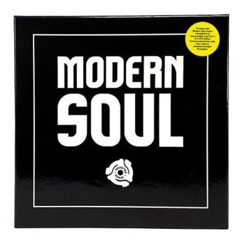 "(RSD 2019) VARIOUS ARTISTS - MODERN SOUL (7X7"" BOXSET)"