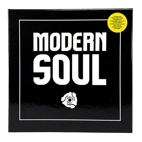 (RSD 2019) VARIOUS ARTISTS - MODERN SOUL (7X7