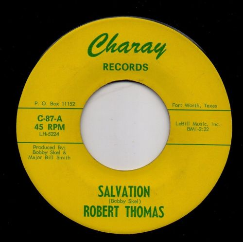 ROBERT THOMAS - SALVATION