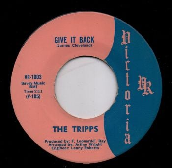 THE TRIPPS - GIVE IT BACK