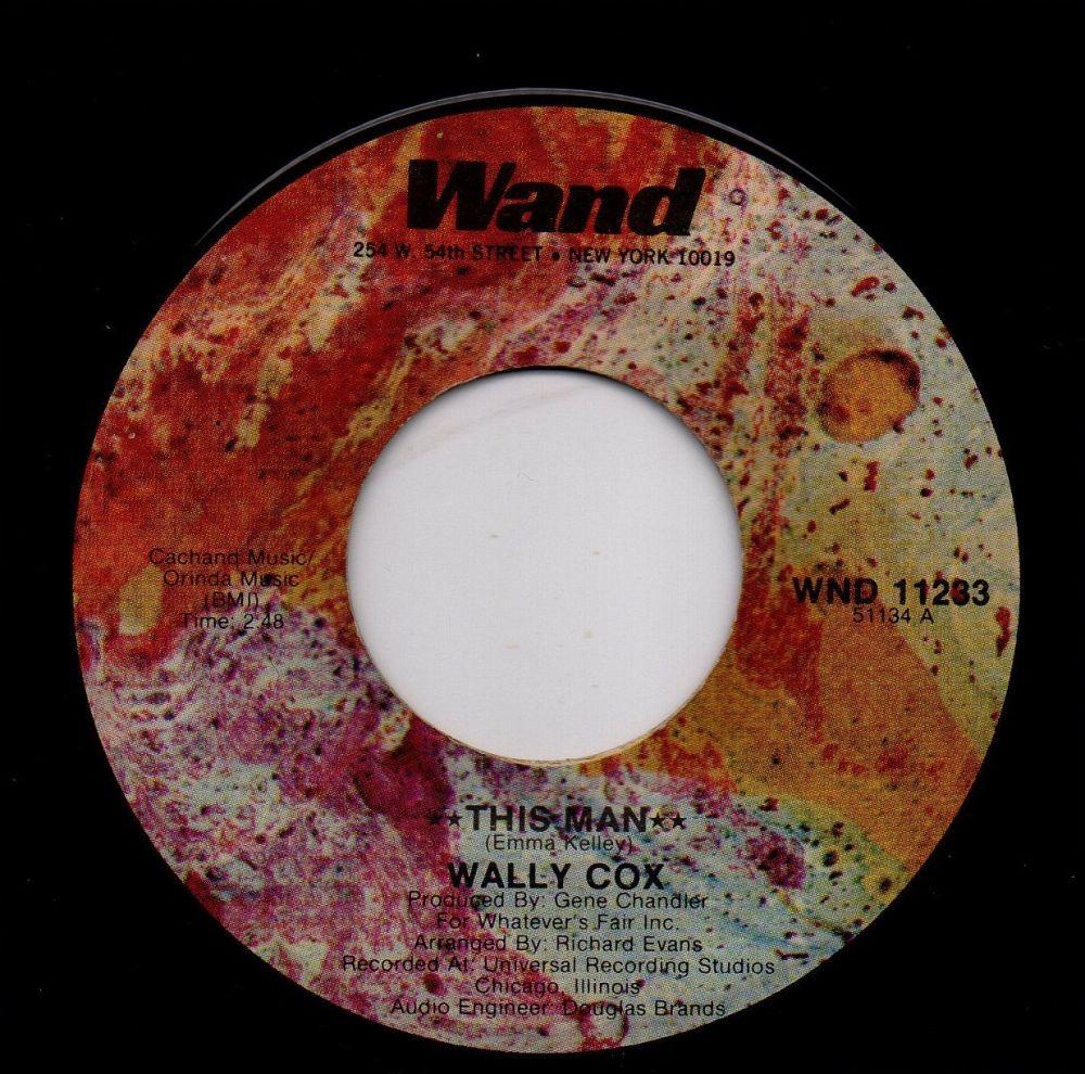 WALLY COX - THIS MAN