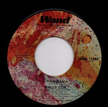 WALLY COX - THIS MAN